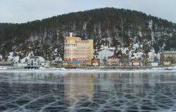 Зимние приключения в Листвянке